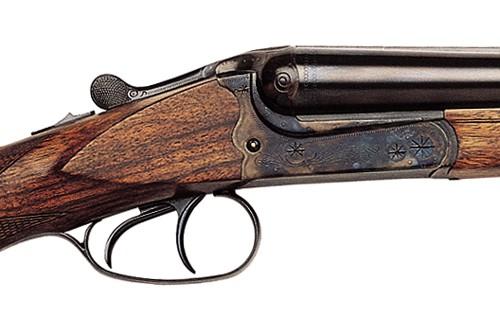 Merkel Model 47E - Side by Side (SxS) Shotgun